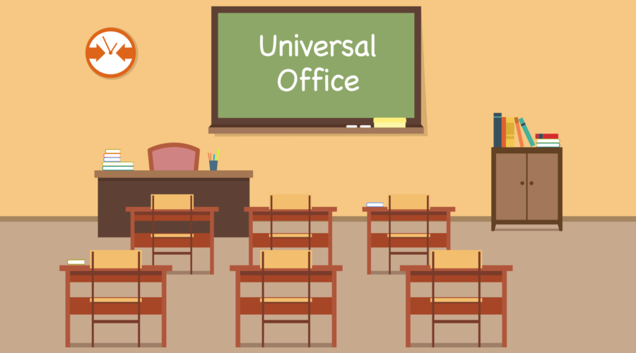 universal office antibex training