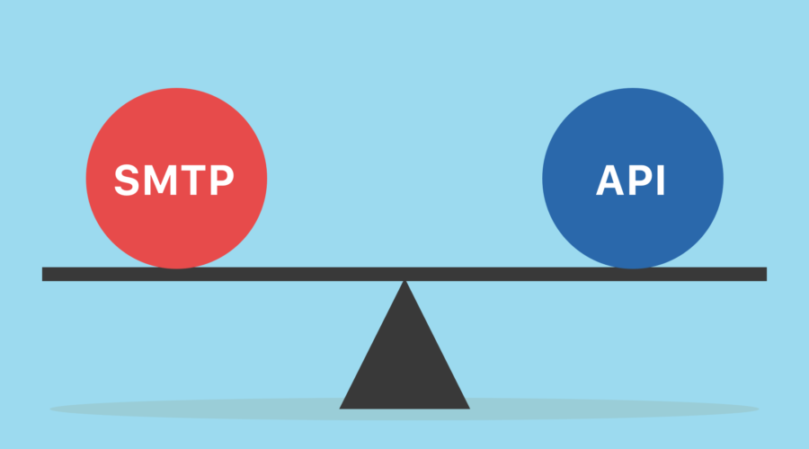 Email Integration Methods: SMTP vs. API
