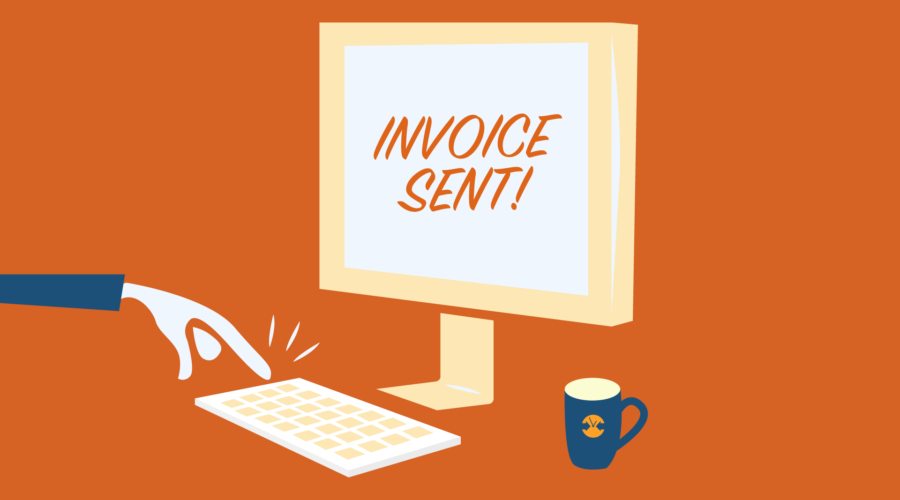 email invoices universal office
