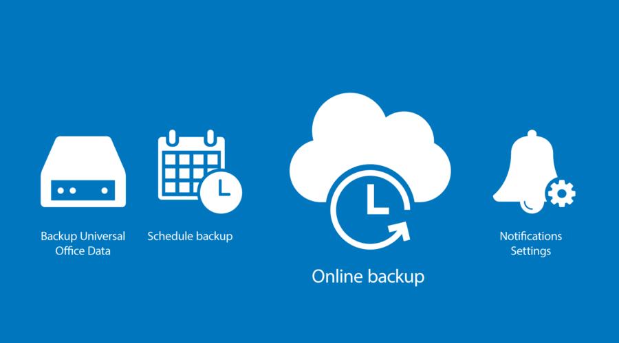 online backup universal office