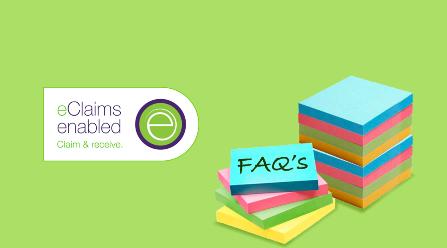 eclaims faqs frequently asked questions